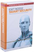 (1019684) ПО Eset NOD32 Internet Security продление 3 устройства 1Y Box (NOD32-EIS-RN(BOX)-1-3)