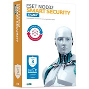 (1019683) ПО Eset NOD32 NOD32 Internet Security 1 год или продл 20 мес 3 устройства 1 год Box (NOD32-EIS-1220(