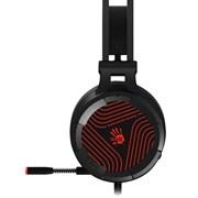(1019675) Наушники с микрофоном A4 Bloody G530 черный/серый 1.8м мониторные (G530)