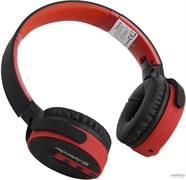 (1019701) Беспроводная гарнитура BLUETOOTH FREEMOTION B530 BLACK/RED 63530 DEFENDER