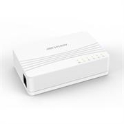 (1019728) Коммутатор Hikvision DS-3E0105D-E 5x100Mb