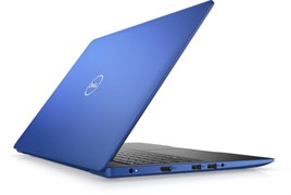"(1019730) Ноутбук Dell Inspiron 3580 Celeron 4205U, 4Gb, 500Gb, DVD-RW, Intel UHD Graphics 610, 15.6"", HD (1366x768), Linux, blue, WiFi, BT, Cam"
