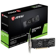 (1019732) Видеокарта PCIE16 GTX1650 4GB GDDR6 GTX 1650 D6 AERO ITX OC MSI