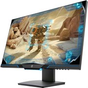 "(1019775) Монитор HP 27"" 27mx черный TN 16:9 HDMI, DisplayPort частота: 144Гц HAS 1000:1 170гр, 160гр 1920x1080"