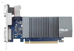 (1019870) Видеокарта Asus PCI-E GT710-SL-2GD5-BRK nVidia GeForce GT 710 2048Mb 64bit GDDR5 954/5012 DVIx1/HDMIx1/CRTx1/HDCP Ret low profile