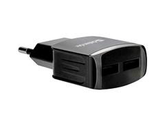 (1019867) Адаптер питания UPA-22 5V/2.1A 2XUSB 83579 DEFENDER