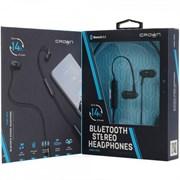 (1019653) Беспроводные наушники CROWN CMBH-5096 (Bluetooth 5.0, батарея 270мАч, время воспроизведения до 14 часов, металлические раковины с магнитным креплением, вызов голосового помощника)