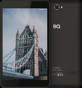 "(1019898) Планшет BQ-8068L Hornet Plus Pro black, 8"" IPS 1280*800 (16:10),  4х1.3 GHZ, 2GB+16GB, Android 8.1, 2xMini SIM, 2G/3G/4G LTE, WiFi, Bluetooth, GPS, камеры: 5.0 MP вспышка, + 2.0 MP, Micro SD, FM-радио, виброзвонок, фонарик,  АКБ Li-Polymer"