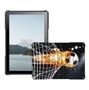 "(1019892) Планшетный компьютер BQ-1022L Armor PRO LTE+, print 07 (мяч), 10.1"" IPS 1280*800 (16:10),  4х1.4 GHZ, 2GB+16GB, Android 9.0, 2xMini SIM, 2G/3G/4G LTE, WiFi, Bluetooth, GPS, камеры: 2.0 MP вспышка, + 0.3 MP, Micro SD, FM-радио, виброзвонок,"