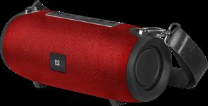 (1019905) Портативная акустика Defender Enjoy S900 красный, 10Вт,BT/FM/TF/USB/AUX 65904