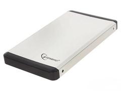 """(1020057) Внешний корпус 2.5"""" Gembird EE2-U3S-50, чёрный, USB 3.0, SATA, алюминий"""