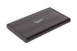 """(1020058) Внешний корпус 2.5"""" Gembird EE2-U3S-55, чёрный, USB 3.0, SATA, алюминий"""