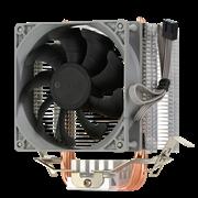 (1020065) Кулер CROWN для процессора CCM-S230TPWM (Сокет универсальный AM4 Ready, 115X, 775, 2011 TDP до 230 Ватт, коннектор 4pin PWM, вентилятор 1*92, Размеры (Ш*Г*В) 92*75*125 мм)