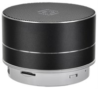 (1020092) Колонка портативная Oklick OK-12 черный 3W 1.0 BT/USB 300mAh
