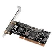 (1020165)Контроллер PCI SIL3114 4xSATA Bulk