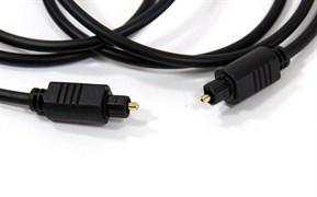 (1020161) VCOM CV905-1.5M Оптический кабель ODT (Toslink)-M -- > ODT (Toslink)-M ,1,5m