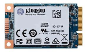 (1020152)Твердотельный накопитель Kingston. Kingston 240GB SSDNow UV500 mSATA