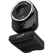 (1020222) Интернет-камера Genius QCam 6000 черная (Black) 1080P