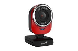 (1020221) Интернет-камера Genius QCam 6000 красная (Red) 1080P