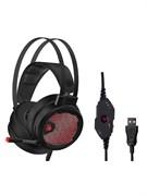 (1020286) Наушники с микрофоном A4 Bloody M620T черный 1.8м мониторные (M620T)