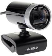 (1019592) Камера Web A4 PK-910H черный 2Mpix (1920x1080) USB2.0 с микрофоном