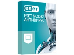 (1020412) ПО Eset NOD32 Антивирус 1PC 1Y Box (NOD32-ENA-NS(ABOX)-1-1)