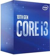 (1020354) Процессор Intel Original Core i3 10100 Soc-1200 (BX8070110100 S RH3N) (3.6GHz/iUHDG630) Box