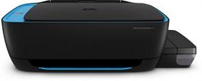 (1020860) МФУ струйный HP Ink Tank 419 AiO (Z6Z97A) A4 WiFi USB черный