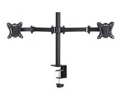 """(1020846) Кронштейн для мониторов Arm Media LCD-T13 черный 15""""-32"""" макс.8кг настольный поворот и наклон верт.п"""
