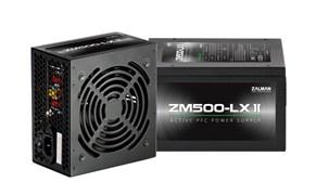 (1017799)Блок питания ATX 500W ZM500-LXII ZALMAN
