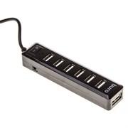 (1021106) Разветвитель USB 2.0 Buro BU-HUB7-1.0-U2.0 7порт. черный