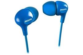 (1021094) Гарнитура вкладыши Philips SHE3555BL/00 1.2м синий проводные