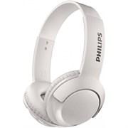 (1021090) Наушники накладные Philips SHB3075WT белый беспроводные bluetooth