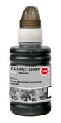 (1021183) Чернила Cactus CS-I-PGI1400BK черный100мл для Canon MAXIFY MB2040/MB2140/MB2740
