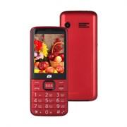 """(1021162) Мобильный телефон ARK Power 4 32Mb красный 2Sim 2.8"""" 240x320 Mocor 0.3Mpix"""