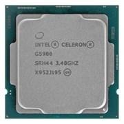(1021158) Процессор Intel Original Celeron G5900 Soc-1200 (CM8070104292110S RH44) (3.4GHz/iUHDG610) OEM