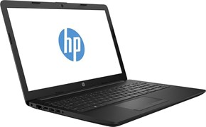 "(1021315) Ноутбук HP 15-db0522ur/s [104C8EA] black 15.6"" {HD A4-9125/4Gb/256Gb SSD/DOS}"