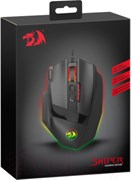 (1021418) Мышка USB OPTICAL SNIPER REDRAGON 77608 DEFENDER
