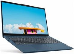 "(1021501) Ноутбук Lenovo IdeaPad IP5 15ARE05 Ryzen 3 4300U, 8Gb, SSD256Gb, AMD Radeon, 15.6"", IPS, FHD (1920x1080), noOS, blue, WiFi, BT, Cam"