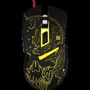 (1021523) Проводная игровая мышь Alfa GM-703L оптика,7кнопок,3200dpi DEFENDER