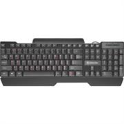 (1021518) Клавиатура USB SEARCH HB-790 RU 45790 DEFENDER