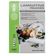 (1021595) Пленка для ламинирования Cactus 80мкм A4 (100шт) глянцевая 216x303мм CS-LPGA480100