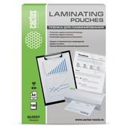 (1021590) Пленка для ламинирования Cactus 60мкм A4 (100шт) глянцевая 216x303мм CS-LPGA460100