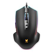 (1021619) Мышь Rapoo V20 Pro черный оптическая (2000dpi) USB2.0 (5but)