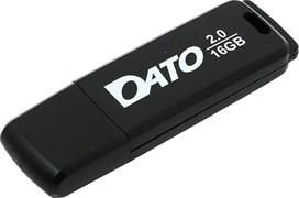 (1021659) Флеш Диск Dato 16Gb DB8001 DB8001K-16G USB2.0 черный