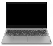 "(1021700) Ноутбук Lenovo IdeaPad IP3 15IIL05 Core i5 1035G1, 8Gb, SSD256Gb, Intel UHD Graphics, 15.6"", IPS, FHD (1920x1080), noOS, grey, WiFi, BT, Cam"