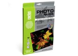 (1021717) Фотобумага двусторонняя Cactus CS-MA422050DS A4/220г/м2/50л./белый матовое/матовое для струйной печати
