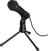(1021730) Микрофон проводной Hama MIC-P35 Allround 2.5м черный