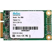 (1021778) Твердотельный накопитель SSD mSATA Netac 128Gb N5M Series <NT01N5M-128G-M3X> Retail (SATA3, up to 510/440MBs, 3D TLC)