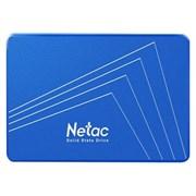 "(1021774) Твердотельный накопитель SSD 2.5"" Netac 480Gb N535S Series <NT01N535S-480G-S3X> Retail (SATA3, up to 540/490MBs, 3D TLC, 7mm)"